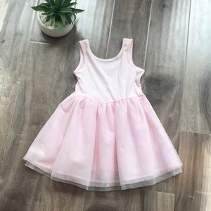 🔥4 for $25🔥 OLD NAVY dress in pale pink - 2T